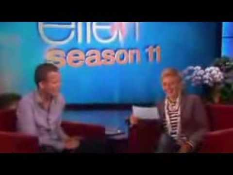 Vine Star Jerome Jarre on Ellen show