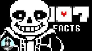 107 Undertale Facts YOU Should Know | ft. Ross from Game Grumps