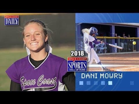 Dani Mowry: 2018 Space Coast Sports Hall of Fame
