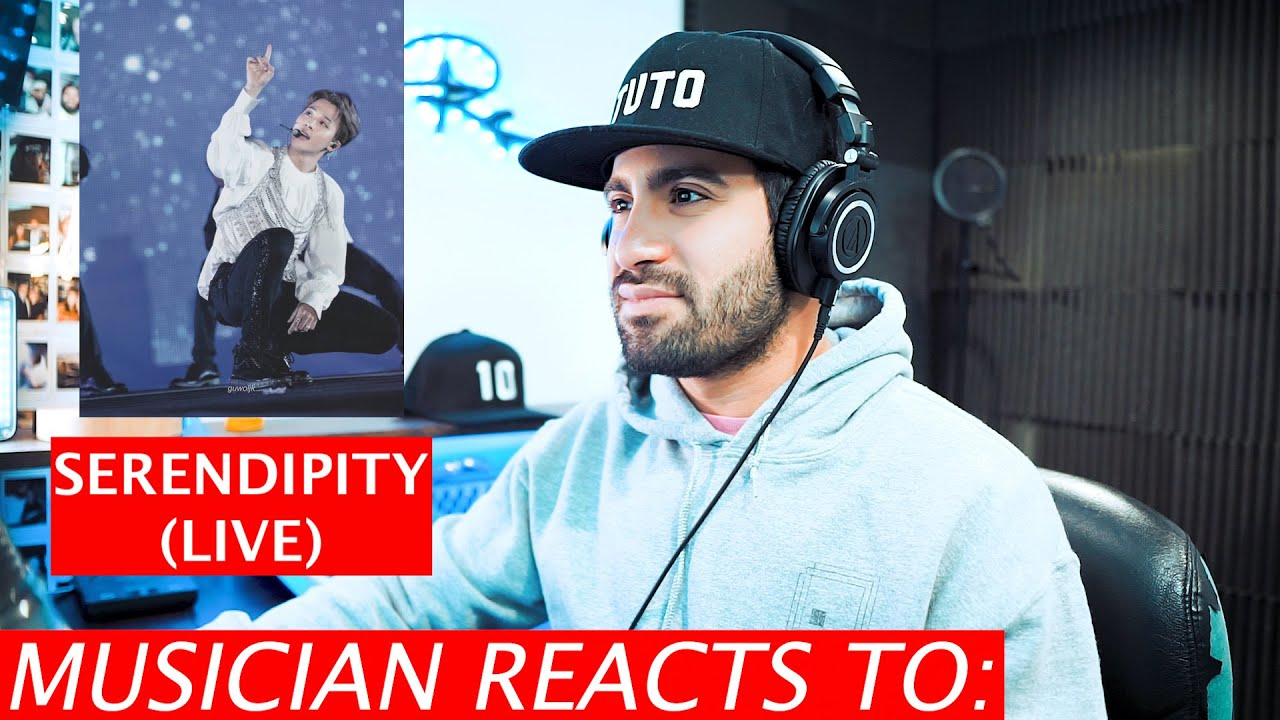 Musician Reacts To BTS | Jimin | Serendipity Live