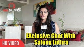 Forbidden Actress Salony Luthra | EXCLUSIVE Interview | Sarabham, Oliyum oliyum, Kajol