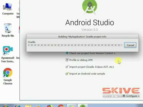 How to Install Android studio 3.0 and SDK Tools for windows 64 bit