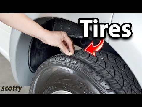 How to Tell if You Need New Tires on Your Car