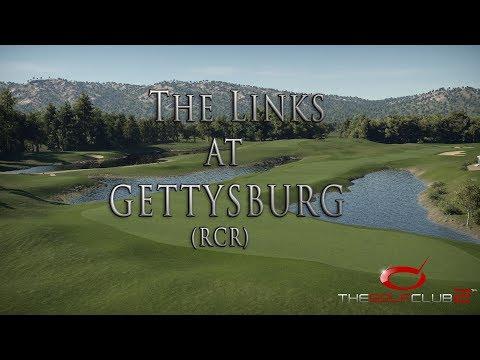 The Golf Club 2 - The Links at Gettysburg (RCR)