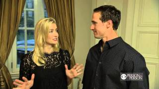 Drew Brees Driven To Impress Brittany