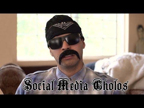 Social Media Cholos - David Lopez