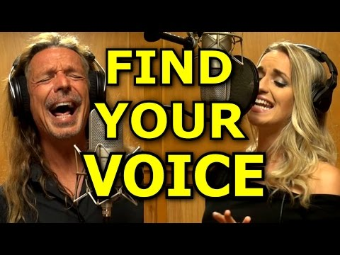 FINDING YOUR VOICE - THE REAL SECRET - Ken Tamplin - Gabriela Gunčíková