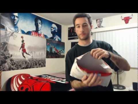 Unboxing: VERY Rare M. Jordan Chicago Bulls Portrait T-Shirt (1080p)