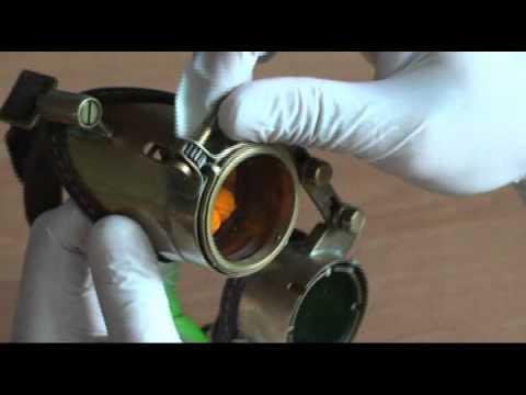 ZoomEye Steampunk Goggles