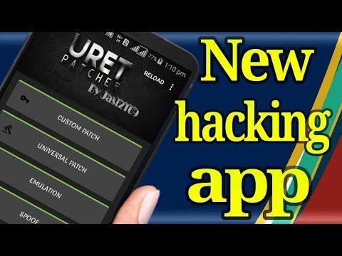 New hacking app uret patcher ( hindi)