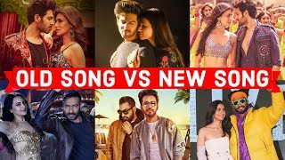 Old Vs New - Which Song Do You Like the Most? - Bollywood Remake Songs (Original Vs Remake)