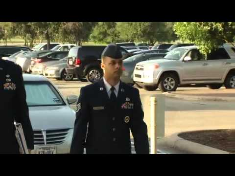 Convicted Air Force Instructor Gets Twenty Years -- Robert Price