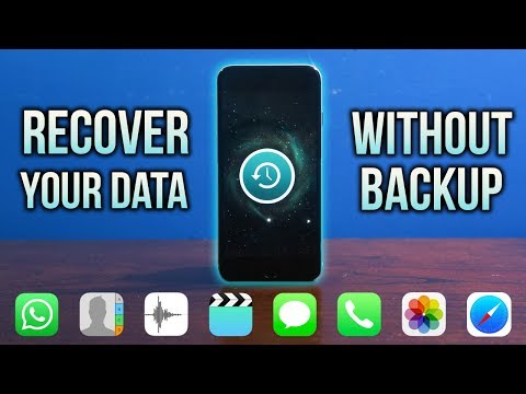 How To Recover Deleted Photos, Text Messages & More on iPhone!