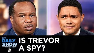 Trevor Gets a Shout-Out from China's State Media | The Daily Show