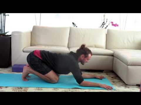 Dophlin Pose: Yoga with Matthew