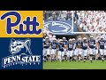 Pitt Vs 13 Penn State Highlights NCAAF Week 3 College Football Highlights