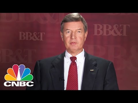 BB&T Corporation CEO: The Right Time To Borrow | Mad Money | CNBC