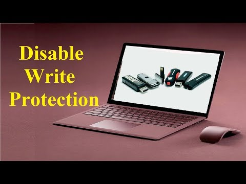 How to Remove Write Protection from Flash Drive! - Howtosolveit