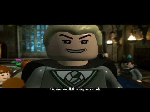 Lego harry potter walkthrough - Expelliarmus