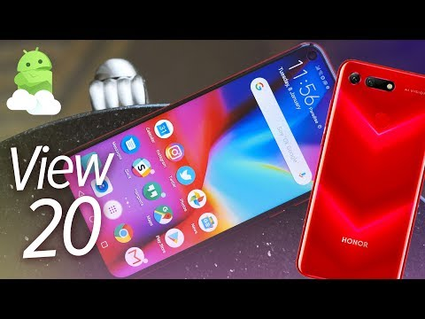 Honor View 20 review: The OnePlus 6T killer?