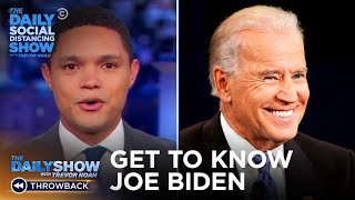 Getting to Know Joe Biden   The Daily Social Distancing Show