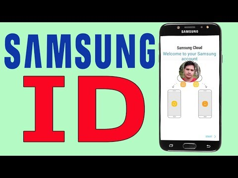 Samsung Account : How To Create Samsung Account - Helping Mind