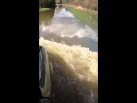 Merc Vs Flood!