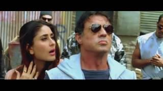 Kambakkht Ishq 2009 - Sylvester Stallone (cameo)