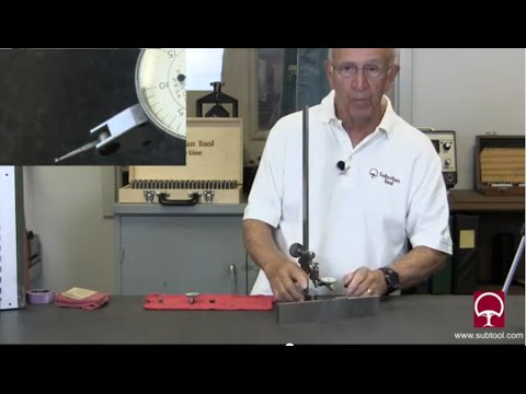 How to measure accurately with a dial indicator