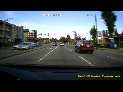 Bad Drivers 604 - Red light runner caught by red light camera