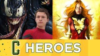 Spider-Man and Venom In the Same Universe, X-Men: Dark Phoenix Finds Director - Collider Heroes