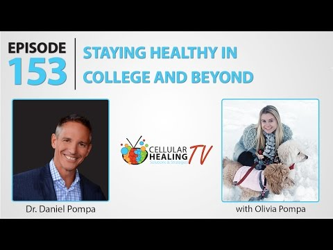 Staying Healthy in College and Beyond - CHTV 153