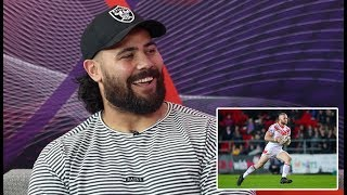 Fifita reveals the most awkward player in Super League...