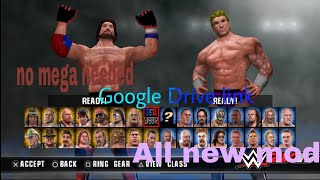 100MB)WWE ALL STARS/WWE 2K17 MOD FULL GAME HIGHLY COMPRESSED