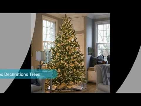 Best Artificial Christmas Decorations Trees