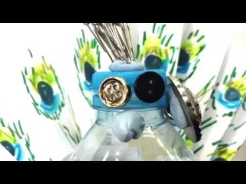 Peacock Dreams (no sound)