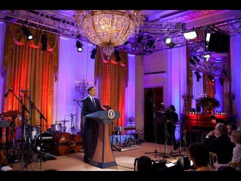 President Obama Celebrates Country Music