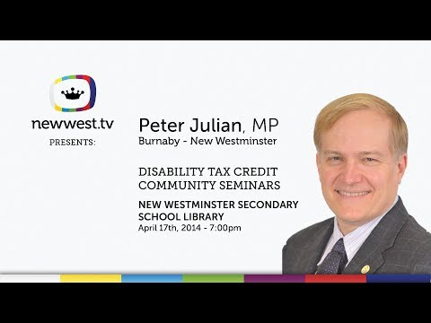 Canada Disability Tax Credit Seminar