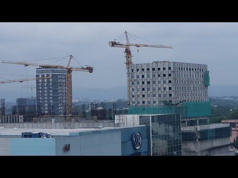 SM North EDSA Towers Construction Update