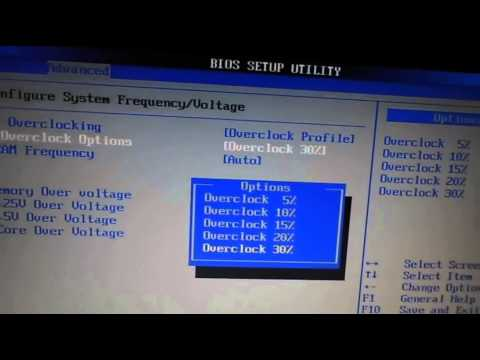 How To Overclock Intel(R) Pentium Dual Core CPU E5400 From 2.7 GHz to 3.7 GHz