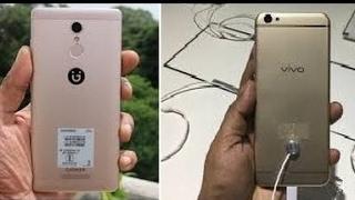 Vivo V5 Vs Gionee S6s Comparison