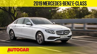 2019 Mercedes E-class - BS6 compliant & even more luxurious! | First Drive Review | Autocar India