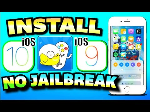 Install HappyChick on iOS 10 / iOS 9 Free (NO JAILBREAK) (NO COMPUTER) Play NDS, N64, PSP, PS1, GBA