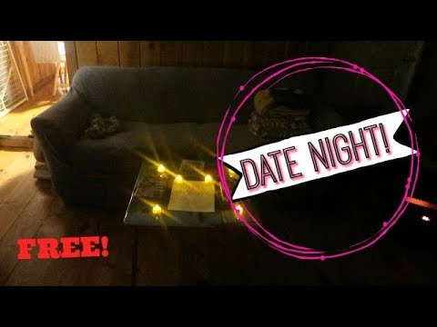 WIFE SURPRISES HUSBAND WITH A DATE NIGHT!