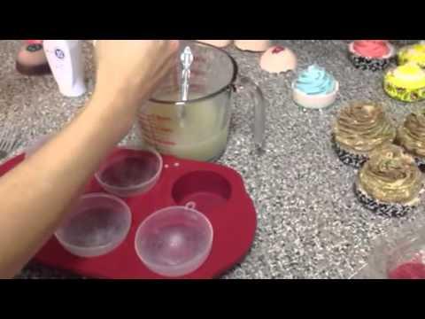 Melt and pour shaving soap