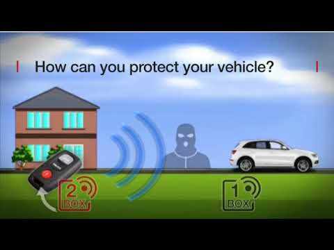 How to stop your car being stolen in 'relay crime' theft