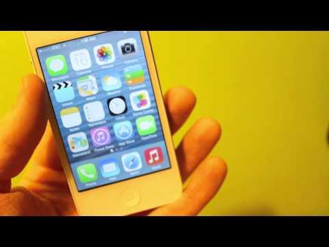 iOS 7 iPhone 4S Unlock Using GPP/ Rsim 7 Sprint Verizon T-Mobile
