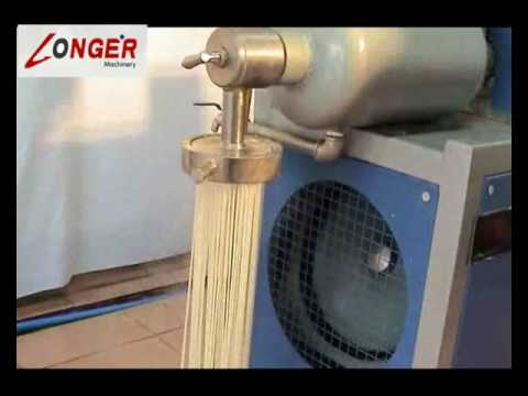 30/60model  Rice Noodles Making Machine