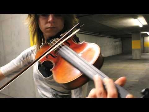 Lindsey Stirling Hip Hop Violin Freestyle