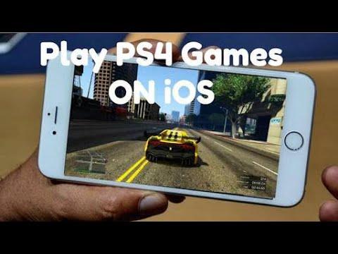 Play PS4 Games on iPhone, iPad (like GTA 5)   iOS 11.2 / 10.3.3 [New 2018]